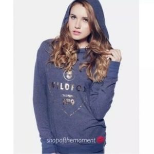 Wildfox Love Potion No 9 Sweater, Size S - Blue /